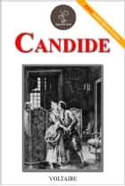 Candide - (FREE Audiobook Included!) ebook by Voltaire