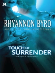 Touch of Surrender ebook by Rhyannon Byrd