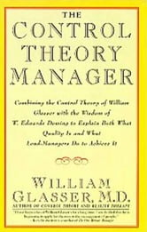 The Control Theory Manager ebook by William Glasser, M.D.