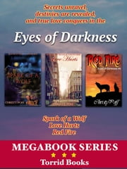 Eyes Of Darkness Megabook Volume 1 ebook by Christy Poff
