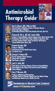 Antimicrobial Therapy Guide®, 19th edition ebook by Burt R. Meyers, MD,Thomas M., Jr. File, MD, MS,Antonio Anzueto, MD,George A. Pankey, MD,Gary P. Wormser, MD,Jack D. Sobel, MD