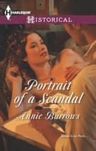 Portrait of a Scandal ebook by Annie Burrows