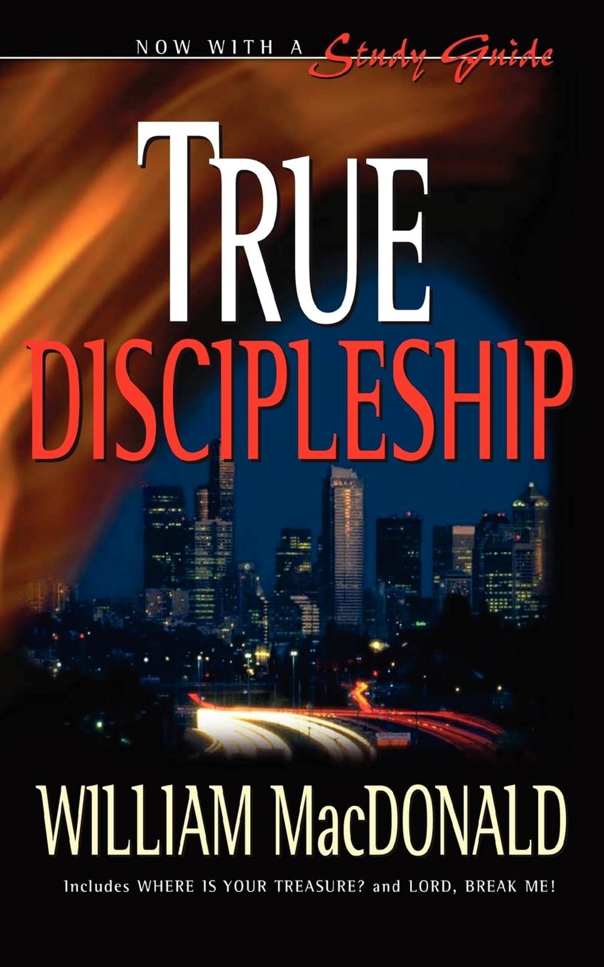 True Discipleship ENGLISH with Study Guide eBook by William MacDonald -  9781927386651 | Rakuten Kobo