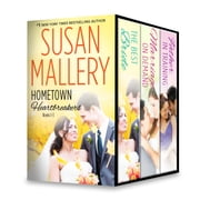 Susan Mallery Hometown Heartbreakers Books 1-3 - The Best Bride\Marriage on Demand\Father in Training ebook by Susan Mallery