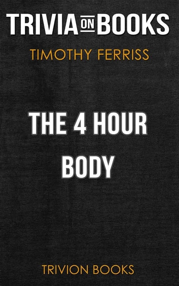 Tim Ferriss 4 Hour Body Ebook