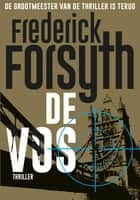 De Vos ebook by Frederick Forsyth