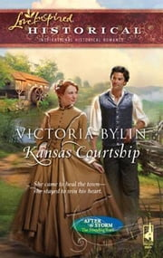 Kansas Courtship ebook by Victoria Bylin