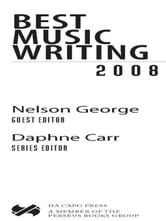 Best Music Writing 2008 ebook by