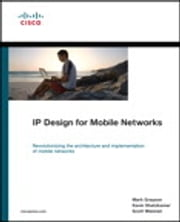 IP Design for Mobile Networks ebook by Mark Grayson,Kevin Shatzkamer,Scott Wainner