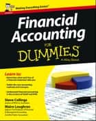 Financial Accounting For Dummies - UK ebook by Steven Collings, Maire  Loughran