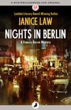 Nights in Berlin ebook by Janice Law