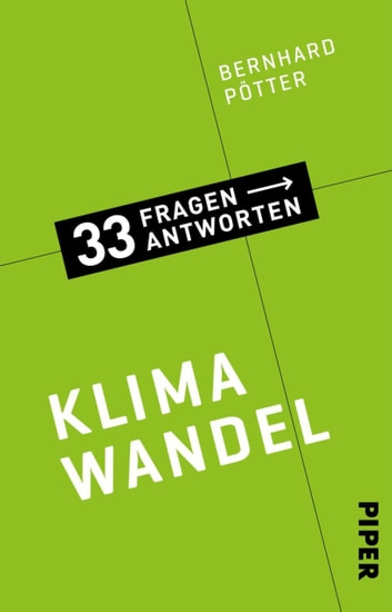 Klimawandel ebook by Bernhard Pötter