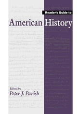 Reader's Guide to American History ebook by