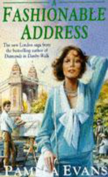 A Fashionable Address - A saga of tragedy and hope set in London's West End ebook by Pamela Evans