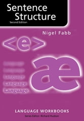 Sentence Structure ebook by Fabb, Nigel