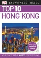 Top 10 Hong Kong ebook by DK