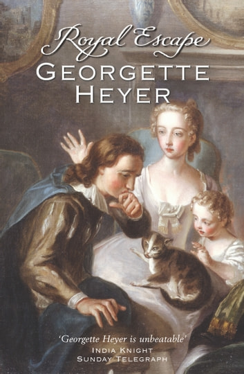 Royal Escape ebook by Georgette Heyer