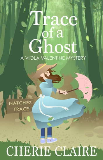 Trace of a Ghost ebook by Cherie Claire