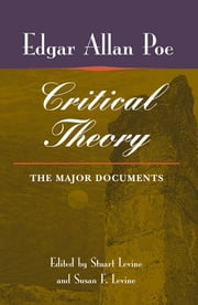 Critical Theory: The Major Documents ebook by Stuart Levine,Susan F. Levine