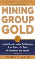 Mining Group Gold, Third Edition: How to Cash in on the Collaborative Brain Power of a Team for Innovation and Results ebook by Thomas Kayser