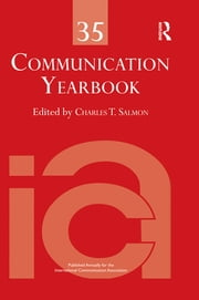 Communication Yearbook 35 ebook by Charles T. Salmon