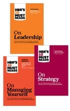 HBR's 10 Must Reads Leader's Collection (3 Books) ebook by Harvard Business Review, Clayton M. Christensen, Daniel Goleman,...
