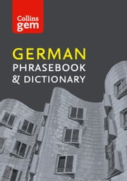 Collins Gem German Phrasebook and Dictionary (Collins Gem) ebook by Collins Dictionaries