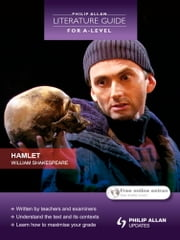 Philip Allan Literature Guide (for A-Level): Hamlet ebook by Marian Cox