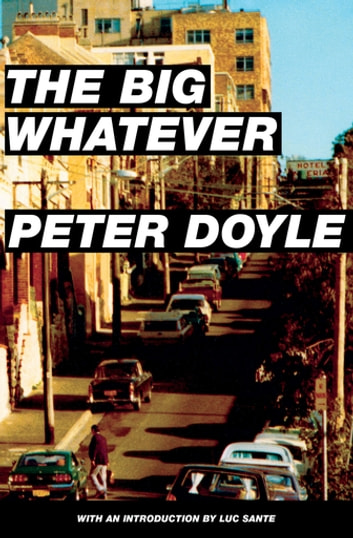 The Big Whatever ebook by Peter Doyle
