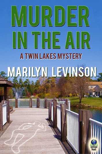 Murder in the Air ebook by Marilyn Levinson