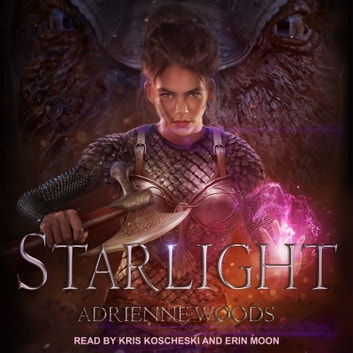 Starlight audiobook by Adrienne Woods
