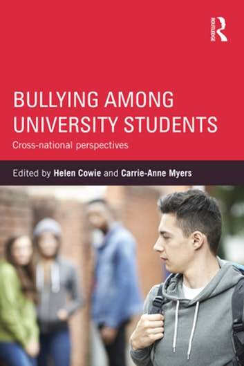 Bullying Among University Students - Cross-national perspectives ebook by
