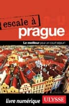 Escale à Prague ebook by Jonathan Gaudet