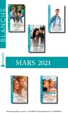 Pack mensuel Blanche : 10 romans (Mars 2021) ebook by Collectif