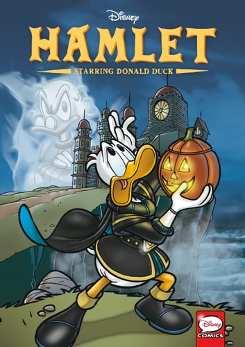 Disney Hamlet, starring Donald Duck (Graphic Novel) ebook by Disney