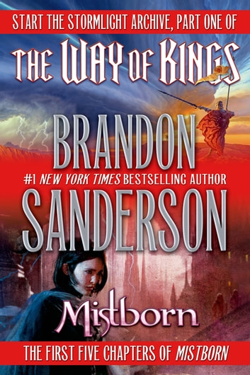 Brandon Sanderson Sampler - The Way of Kings and Mistborn ebook by Brandon Sanderson