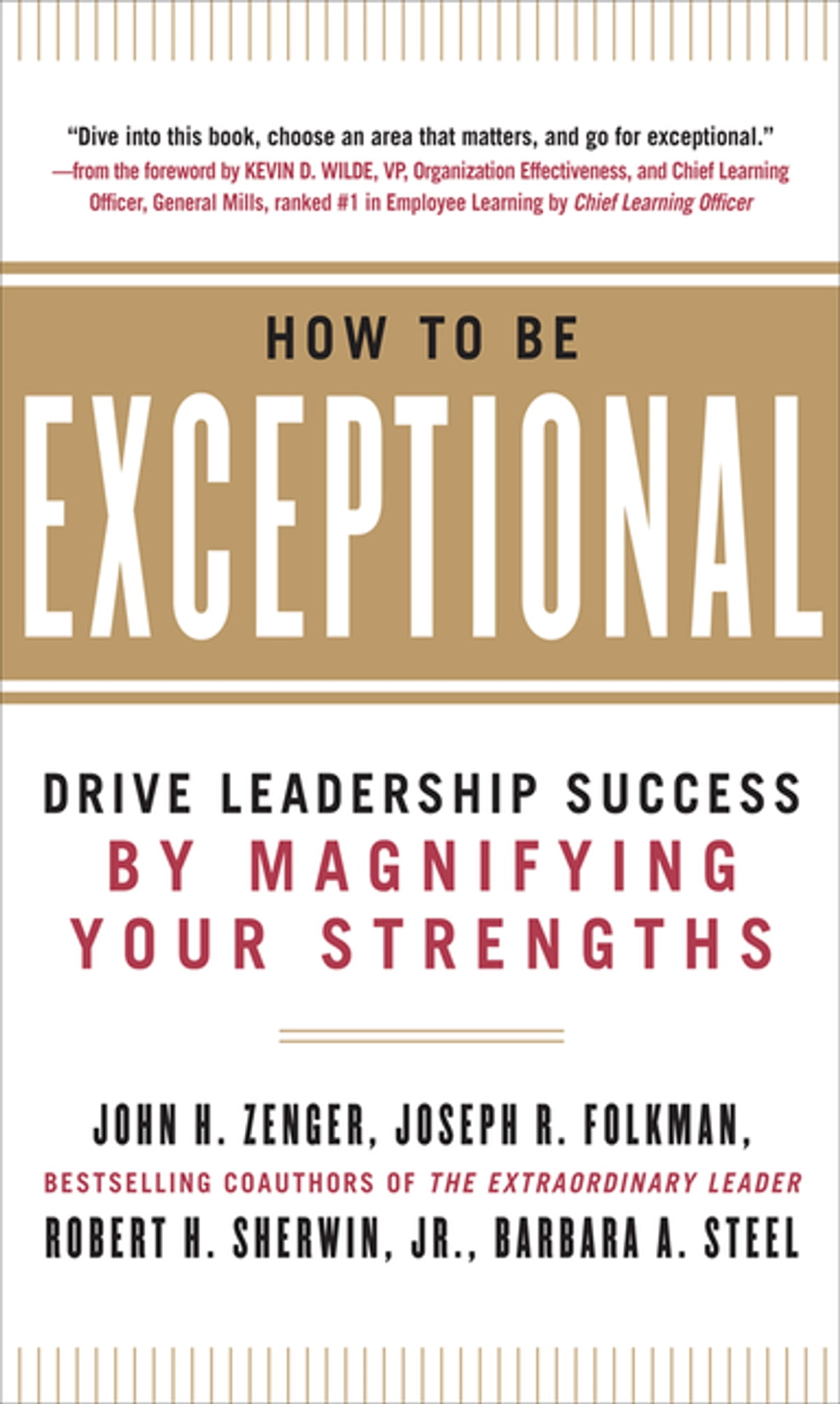 how to be exceptional drive leadership success by magnifying your