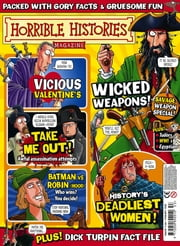 Horrible Histories Magazine - Issue# 53 - Frontline magazine