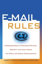 E-mail Rules ebook by Flynn, Nancy