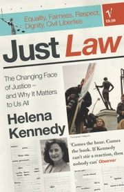 Just Law ebook by Helena Kennedy