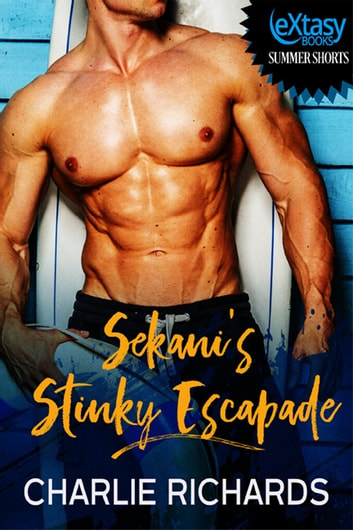 Sekani's Stinky Escapade ebook by Charlie Richards