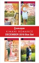 Harlequin Kimani Romance December 2018 Box Set - An Anthology eBook by Brenda Jackson, Pamela Yaye, Jacquelin Thomas,...