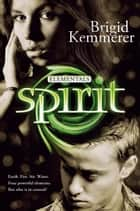 Spirit: Elementals 3 ebook by Brigid Kemmerer