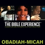 TNIV, Inspired By…The Bible Experience: Obadiah - Micah, Audio Download audiobook by
