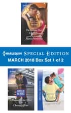 Harlequin Special Edition March 2018 Box Set 1 of 2 - The Fortune Most Likely To...\A Proposal for the Officer\Forever a Father eBook by Marie Ferrarella, Christy Jeffries, Lynne Marshall