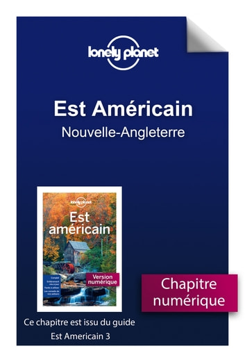 Est Américain - Nouvelle-Angleterre ebook by LONELY PLANET