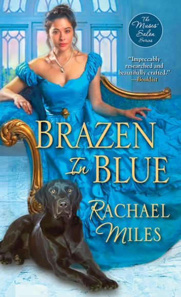 Brazen in Blue ebook by Rachael Miles