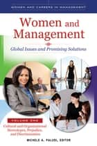 Women and Management: Global Issues and Promising Solutions [2 volumes] ebook by Michele A. Paludi