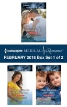 Harlequin Medical Romance February 2018 - Box Set 1 of 2 - The Doctor's Wife for Keeps\Twin Surprise for the Italian Doc\From Bachelor to Daddy ekitaplar by Alison Roberts, Meredith Webber