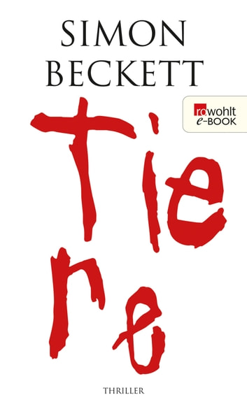Tiere ebook by Simon Beckett